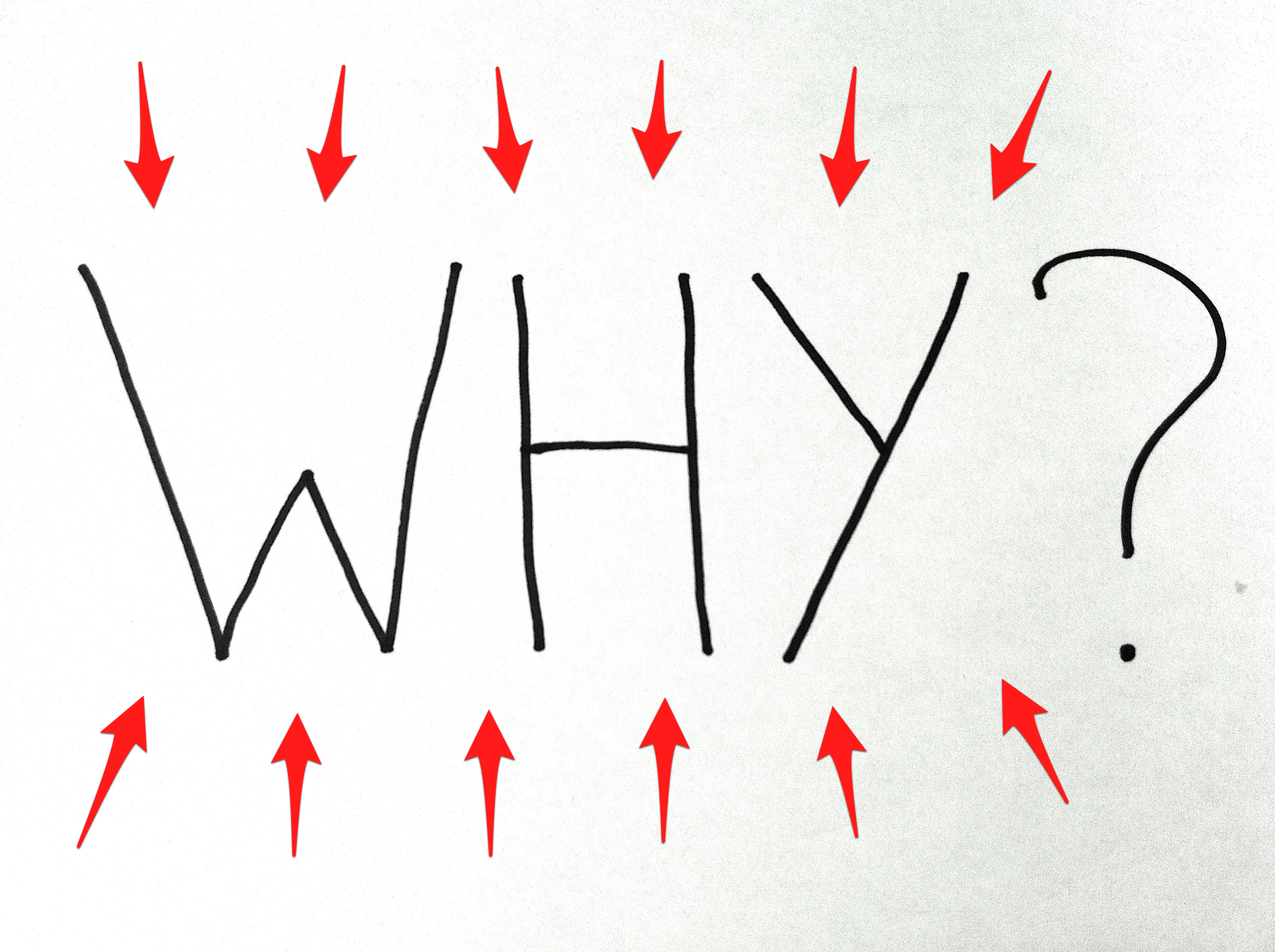 "How Asking ""Why?"" Can Change The Status Quo"