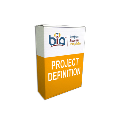 Project Success Templates® Project Definition Module