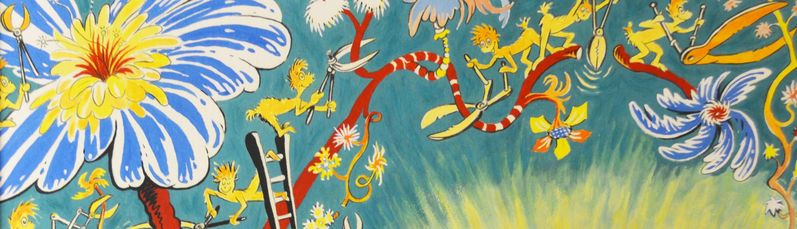Unslumping: Insights From Dr. Seuss About Managing Change